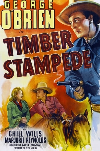 Poster of Timber Stampede