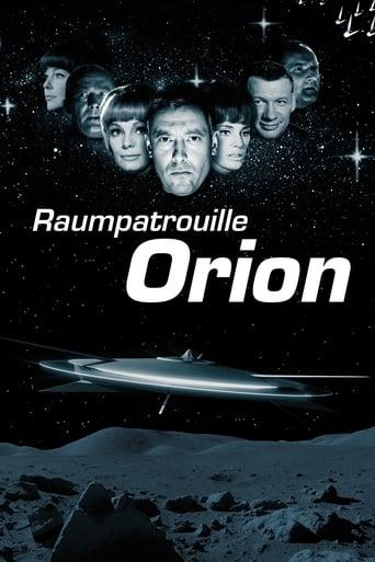 Capitulos de: Raumpatrouille – Die phantastischen Abenteuer des Raumschiffes Orion
