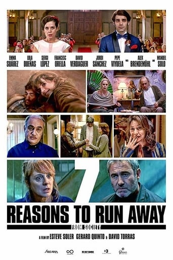 Poster of 7 Reasons to Run Away (from Society)