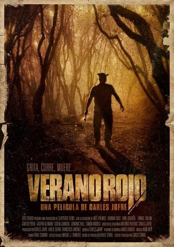 Poster of Verano Rojo