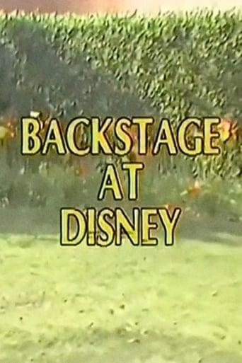 Backstage at Disney