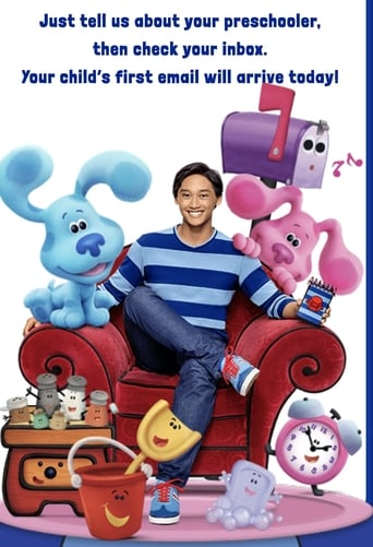 Poster of Blue's Clues