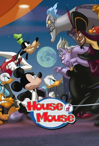 Poster of Disney's House of Mouse