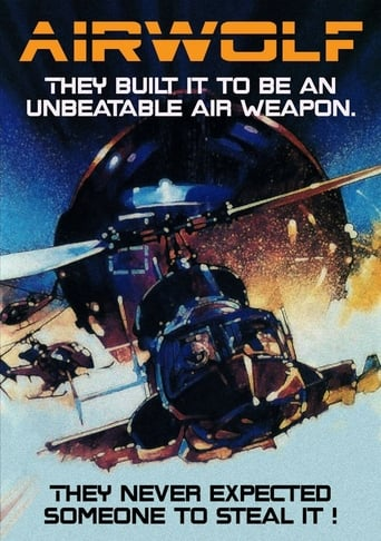 Poster of Airwolf: The Movie