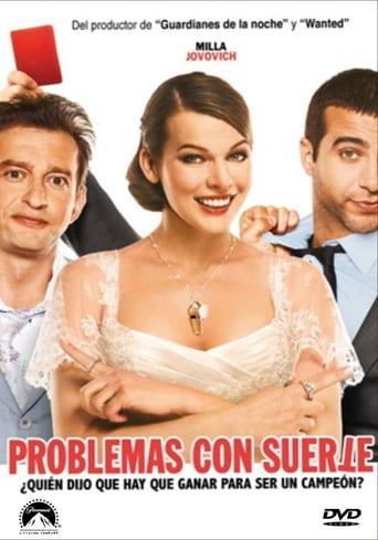 Poster of Problemas con suerte