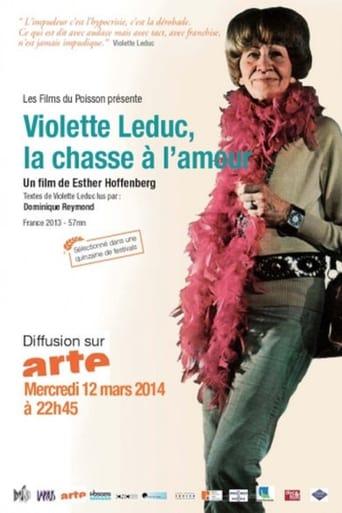 Violette Leduc, in Pursuit of Love