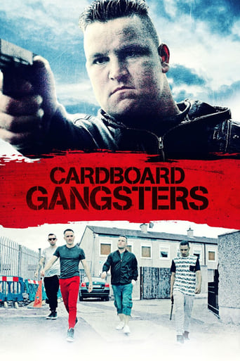 Poster of Cardboard Gangsters