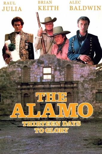 Poster of The Alamo: Thirteen Days to Glory
