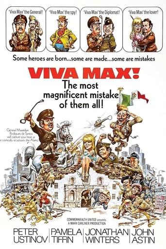 Poster of Viva Max!