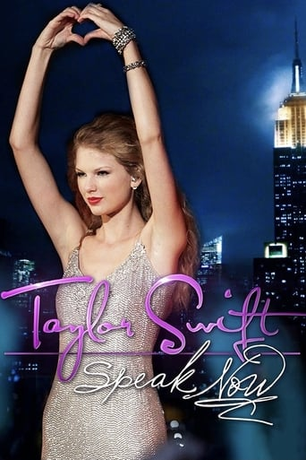 Poster of Taylor Swift: Speak Now