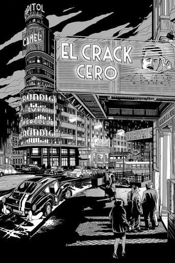 Poster of El crack cero