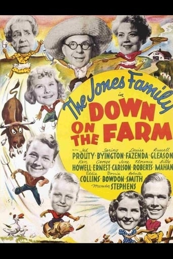 Watch Down on the Farm Online Free Movie Now