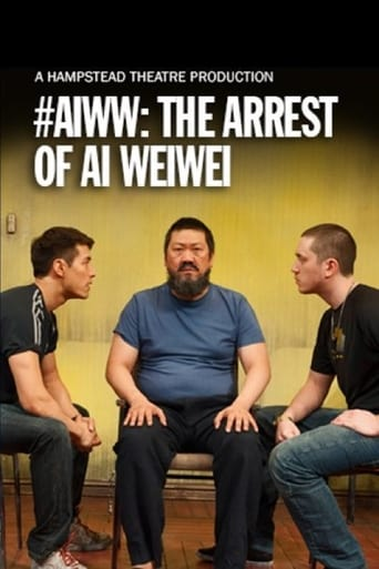 Poster of #aiww: The Arrest of Ai Weiwei