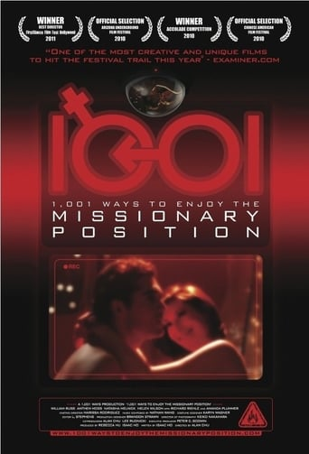 Poster of 1,001 Ways to Enjoy the Missionary Position