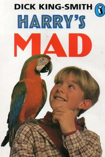 Poster of Harry's Mad