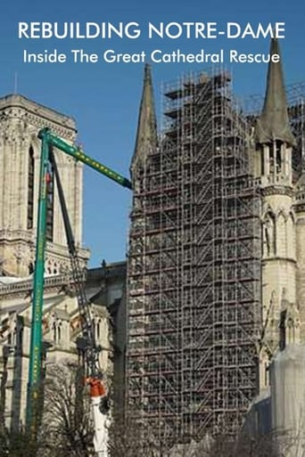 Rebuilding Notre-Dame: Inside the Great Cathedral Rescue