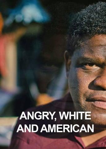 Poster of Angry, White and American