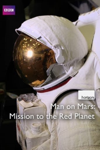 Man on Mars Mission to the Red Planet