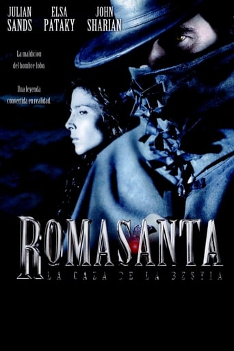 Poster of Romasanta: la caza de la bestia