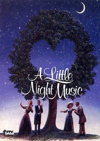 Poster of New York City Opera: A Little Night Music