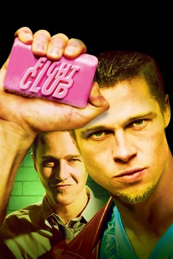 Poster of Fight Club