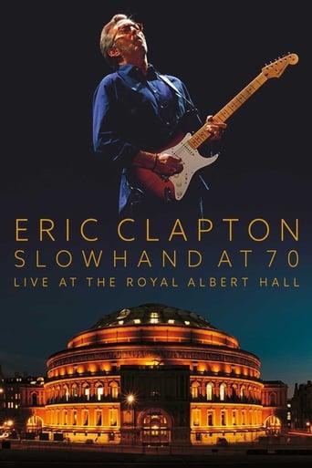 Poster of Eric Clapton: En Vivo Desde El Royal Albert Hall - Slowhand Celebra Sus 70 Años