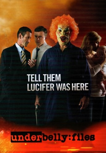 Poster of Underbelly Files: Tell Them Lucifer Was Here