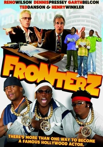 Poster of Fronterz