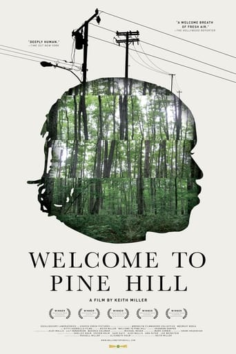 Poster of Welcome to Pine Hill
