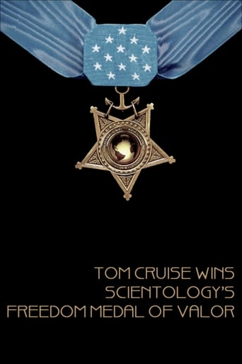 Tom Cruise Wins Scientology's Freedom Medal of Valor