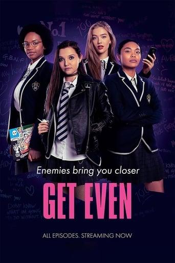 Get Even 1ª Temporada - Poster