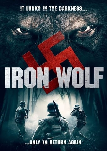 Poster of Iron Wolf