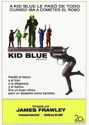 Poster of Kid Blue