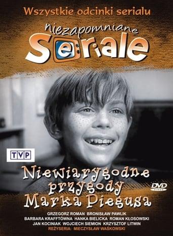 Poster of Niewiarygodne przygody Marka Piegusa