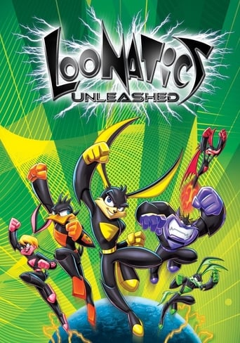 poster of Loonatics Unleashed