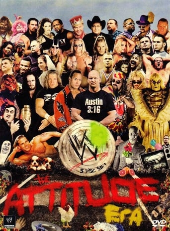Poster of WWE: Attitude Era