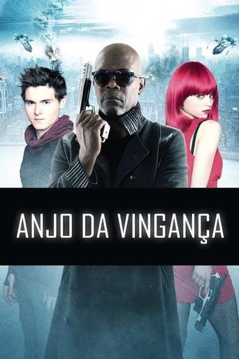 Anjo da Vingança - Poster