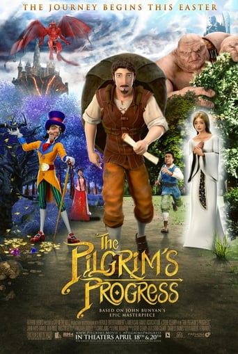 The Pilgrim's Progress Poster
