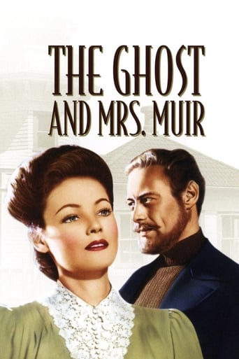 Poster of The Ghost and Mrs. Muir