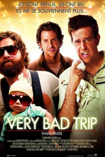 Poster of Very Bad Trip