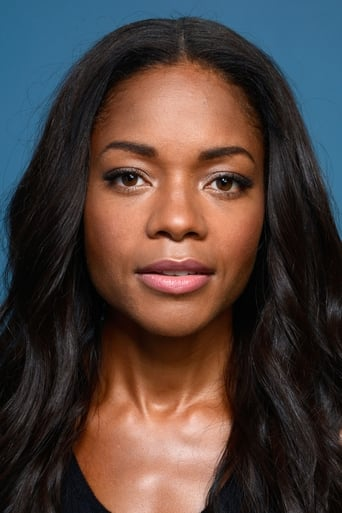 Naomie Harris alias Linda Washington