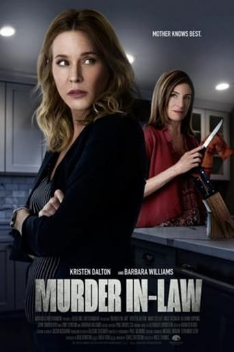 Murder In-Law Poster