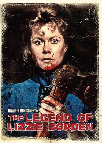 Poster of The Legend of Lizzie Borden