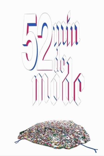 Poster of 52 minutes de mode by Loïc Prigent