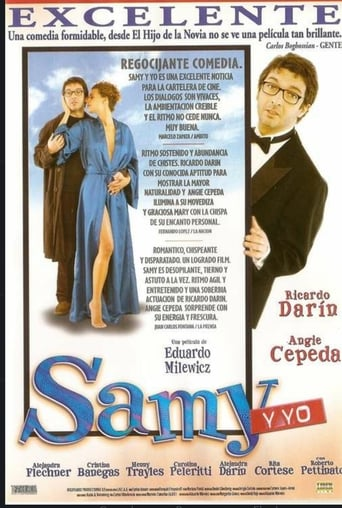 Poster of Sammy and Me