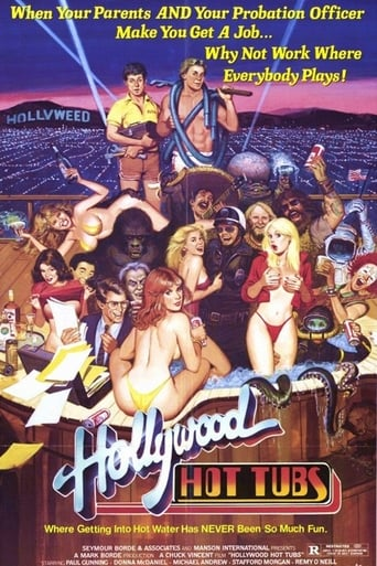 Poster of Hollywood Hot Tubs