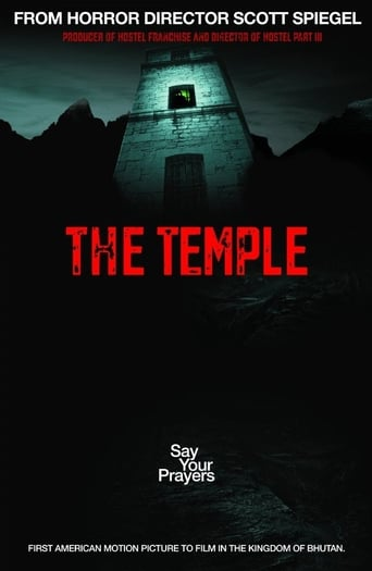 Poster of The Temple