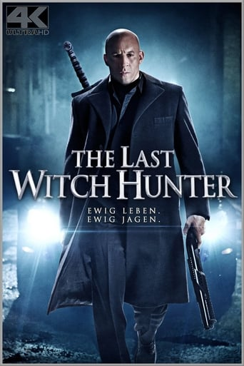 The Last Witch Hunter - Fantasy / 2015 / ab 12 Jahre