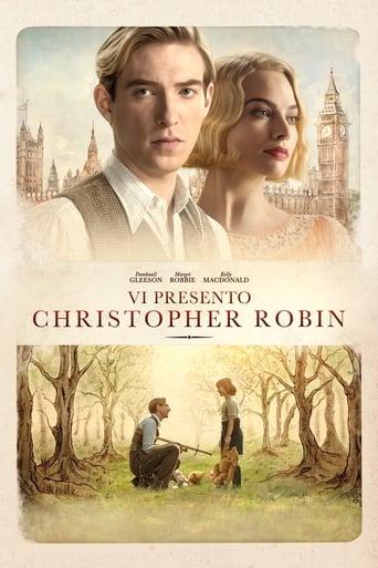 Cartoni animati Vi presento Christopher Robin - Goodbye Christopher Robin