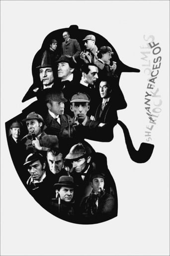 Poster of The Many Faces of Sherlock Holmes